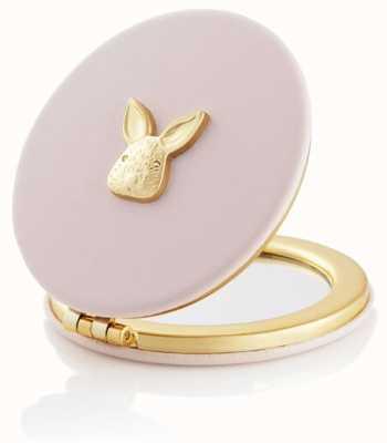 Olivia Burton | 3D Bunny | Blossom And Gold | Compact Mirror | OBACS54