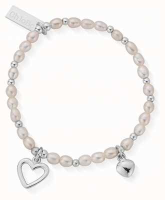 ChloBo | Forever Love | Pearl Bracelet | 15cm | SBFOREVER15