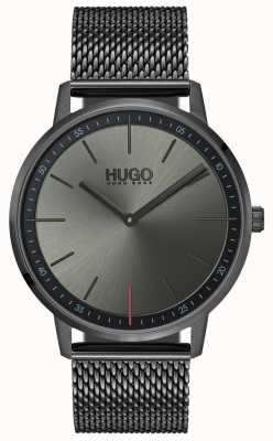 HUGO #exist | Grey IP Mesh | Grey Dial 1520012