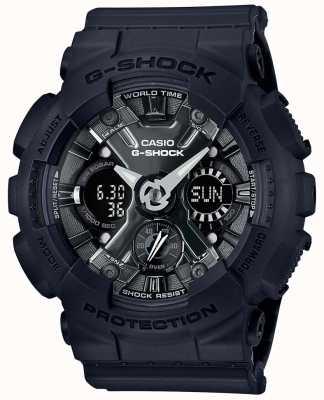 Casio | G-shock | S Series | Black Resin | GMA-S120MF-1AER