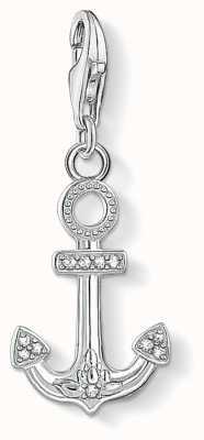 Thomas Sabo | Charm Pendant 'Anchor' | 925 Sterling Silver | 1798-051-14