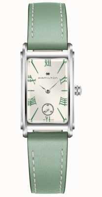 Hamilton American Classic Ardmore Quartz Mint Colour Strap H11221014