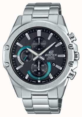 Casio | Edifice | Classic | Chronograph | Steel Bracelet | EFR-S567D-1AVUEF