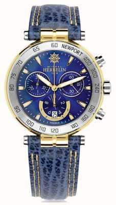 Michel Herbelin | Men's | Newport Originals | Chronograph 37654/T35