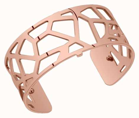 Les Georgettes 25mm Girafe Rose Gold Plated Bangle 70274424000000