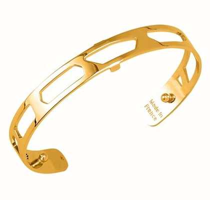 Les Georgettes 8mm Girafe Gold Plated Bangle 70316870100000