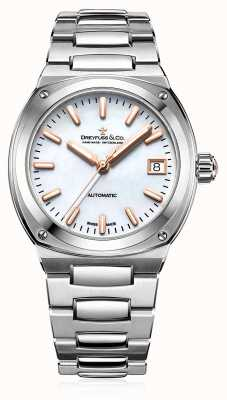 Dreyfuss Womens | Automatic | Stainless Steel Bracelet | DLB00154/41