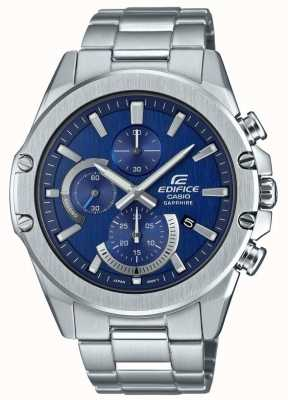 Casio Edifice Neo Display Chronograph | Stainless Steel Bracelet EFR-S567D-2AVUEF