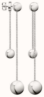Calvin Klein | Stainless Steel Drop Earrings | KJ9VME000200
