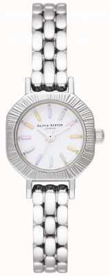 Olivia Burton | Rainbow Silver Bracelet | Stainless Steel Bracelet | OB16CC52
