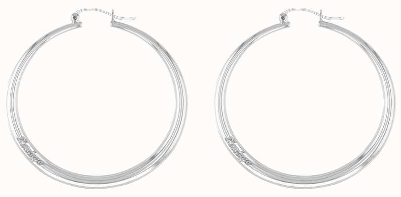 Tommy Hilfiger | Casual | Women's Project Z Stainless Steel Hoop Earrings 2780275