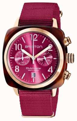 Briston Clubmaster Classic | Chronograph | 19140.PRA.T.28.NBER