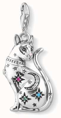 Thomas Sabo | Charm Pendant Cat Constellation | Sterling Silver 1839-340-7