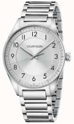 Calvin Klein | Bright | Stainless Steel Bracelet | Silver Dial | KBH21146