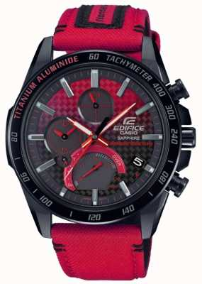 Casio | Linited Edition | Edifice | Honda Racing | Bluetooth Solar EQB-1000HRS-1AER