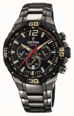 Festina Chrono Bike 2020 Limited Edition Grey Steel Bracelet F20527/1
