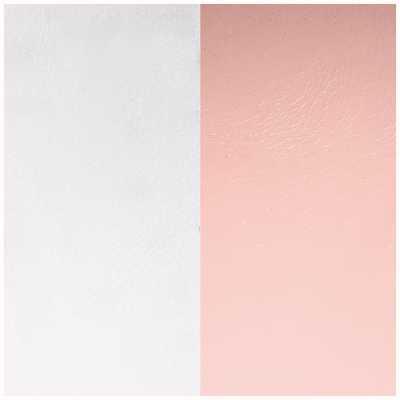 Les Georgettes 16mm Vinyl Insert | Earrings | Light Grey/Light Pink 703218284MP000