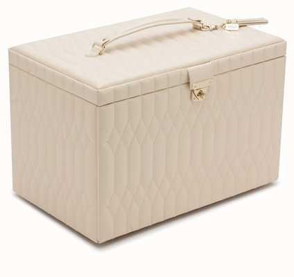 WOLF Caroline Ivory Extra Large Jewellery Box 329553