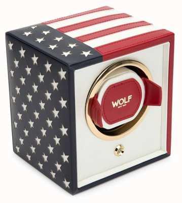 WOLF Navigator Us Flag Single Winder 462304