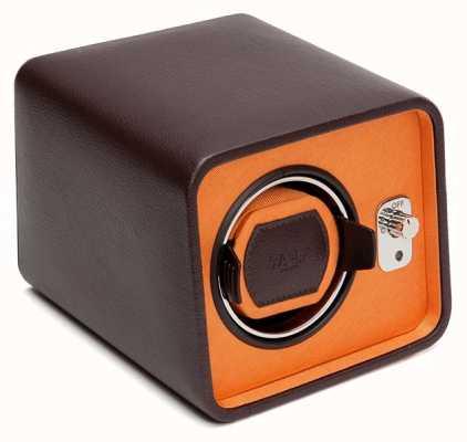 WOLF Windsor Brown/Orange Single Winder 452406