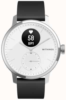 Withings Scanwatch 38mm - White HWA09-MODEL 1-ALL-INT