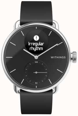 Withings Scanwatch Silicone Strap 38mm - Black HWA09-MODEL 2-ALL-INT