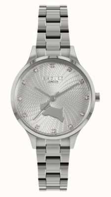 Radley Wilton Way | Stainless Steel Bracelet |Silver Dial RY4517
