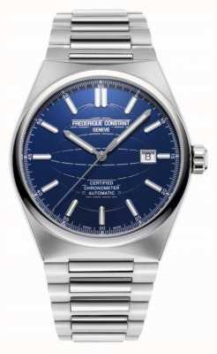 Frederique Constant Highlife | Automatic | Steel Bracelet | Extra Strap | COSC FC-303N4NH6B