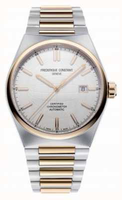 Frederique Constant Highlife   Automatic   Steel Bracelet   Extra Strap   COSC FC-303V4NH2B
