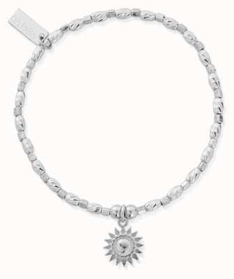 ChloBo Soul Glow Sunshine Bracelet | Sterling Silver SBCFR3085