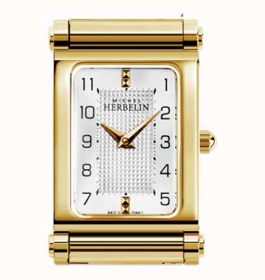 Michel Herbelin Antarès   Gold Plated Watch Face Only H.17048/P28