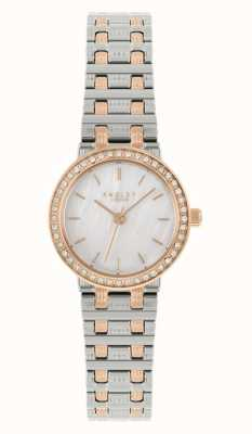 Radley | Women's | Two-Tone Steel Bracelet | Mother Of Pearl Dial | RY4565