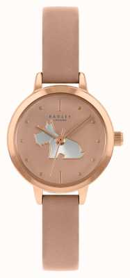 Radley Women's Pink Leather Strap | Pink Dial RY21254A