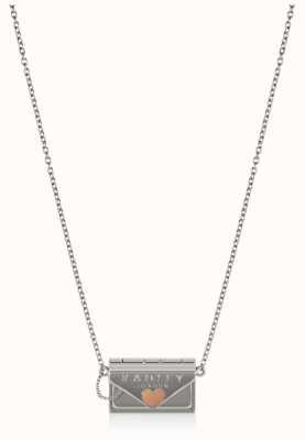 Radley Jewellery Love Letters   Sterling Silver Purse Shape Necklace RYJ2149S-CARD
