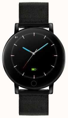 Reflex Active Series 5 Smart Watch   HR Monitor   Colour Touch Screen  black IP Steel Mesh RA05-4024