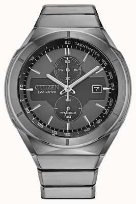 Citizen Men's Eco-Drive Super Titanium Armor CA7050-57H