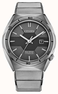 Citizen Men's Eco-Drive Super Titanium Armor AW1660-51H