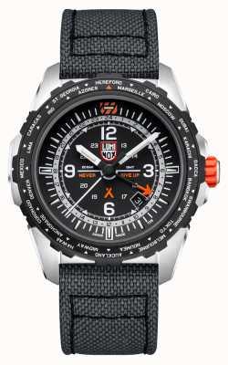 Luminox Bear Grylls Survival Air   Grey cordura Strap   Black Dial XB.3761
