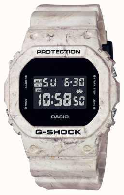 Casio G-Shock | Utility Wavy Marble | Digital Display DW-5600WM-5ER