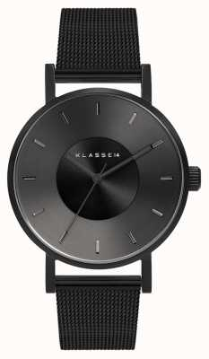Klasse14 Volare Dark Metal 36mm Mesh Bracelet VO17BK005W