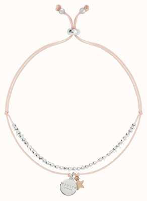 Radley Jewellery Love Radley Pink Cord Bracelet RYJ3105S