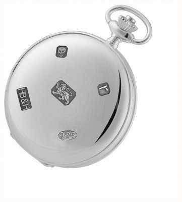 Woodford Sterling Silver | Full Hunter | Albert Chain 1103
