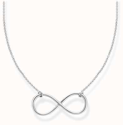Thomas Sabo Charm Club   Sterling Silver   Infinity   Necklace KE2139-001-21-L45V