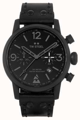 TW Steel Blast Special Edition Watch Black Monochrome MS99