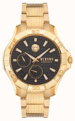 Versus Versace Versus DTLA IP Gold Plated Watch VSPZT0621