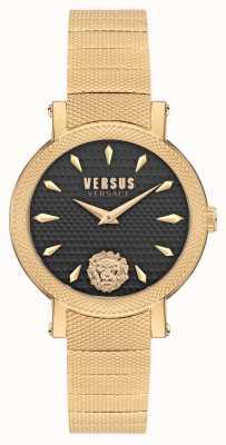 Versus Versace Versus Weho Gold IP Plated Bracelet VSPZX0521