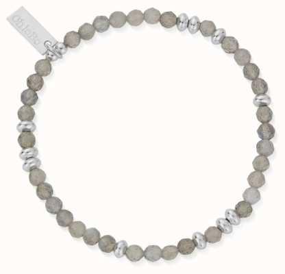 ChloBo Velvet Sky Silver Labradorite Bracelet 18cm SBLSTAR