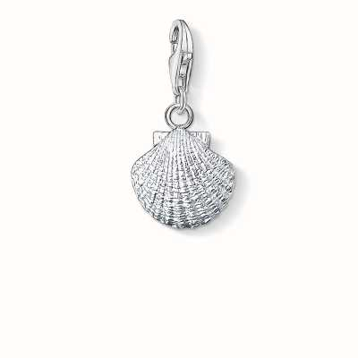 Thomas Sabo Conch Charm 925 Sterling Silver 0803-001-12