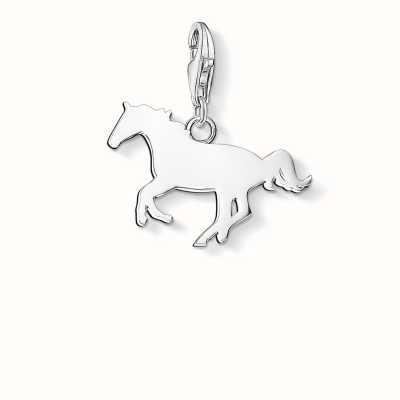 Thomas Sabo Horse Charm 925 Sterling Silver 1106-001-12